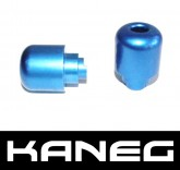 Bar Ends Honda Blue