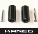 Honda CBR600RR (2009-2012) - Black Frame Sliders