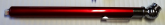 Pencil type pressure gauge and 4-Way metal Valve Stem Tool Combo