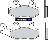 Yamaha TT 350 - Brembo 07SU1215 REAR Brake Pads - Post included