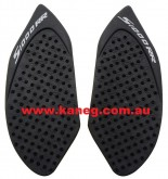 BMW S1000RR 10-16 Croc-Grip Tank Knee Grip Traction Pads-Stompgrip