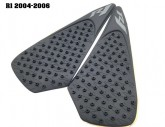 Yamaha R1 04-06 Croc-Grip Tank Knee Grip Traction Pads-Stompgrip