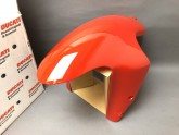 916 748 996 998 Front Guard Red, Brand New OEM - includes Post