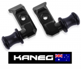 Yamaha MT07 - FZ07 - Tracer - Swingarm Spool Adapters - Post incl