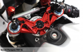 EvoTech Panigale Top Triple Clamp Part number: PSTR-0811/CR- Post included
