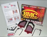 DUCATI 748 916 996 998 - BMC PERFORMANCE AIR FILTER KIT - includes postage