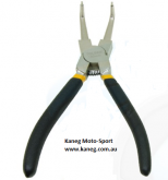 180mm Bent Internal Circlip Pliers