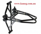 Ducati 848 Single Black Swing Arm Stand with spindle