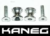 Spools 8mm silver