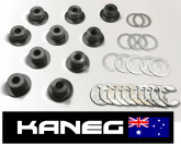 Brembo Racing: High Performance - full floating rotor Button Kit – Post included
