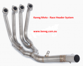 BMW S1000 - RR 2009-2014 Stainless Steel Headers with a 61mm Tail