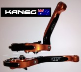 KTM 690 Enduro R  - Fully Adjustable and Articulared  Clutch and Brake levers - post included
