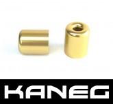 Kaneg Bar Ends -Gold - Yamaha YZF600 (99-05)