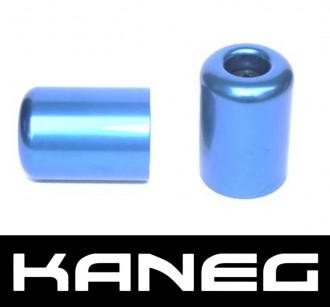 Kaneg Bar Ends -Blue - Kawasaki ZX6R/7R/9R/12R/Z1000/ZX10R