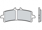 Brembo 07BB37SC High Performance Street &  Race Brake Pads - 4 Pads for 2 disc Motorcycles