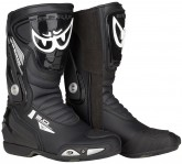 Berik Shaft 2.0 Motorcycle Boots - Black