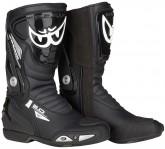Berik Shaft 2.0 Motorcycle Boots - Black