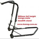 KTM Duke 990 - Mongo Mate Headlift Stand - fully adjustable for height