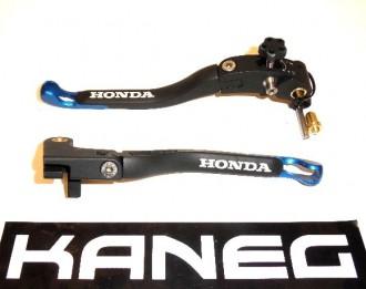 Levers Honda CBR600 07-09 Blue Tip