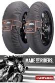 Heavy Duty PROFESSIONAL TT Super Sport Tyre Warmers