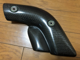 DUCATI 998 Carbon Exhaust Heat Guard 916/996/998/748