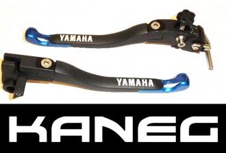 Levers Yamaha R1 04-09 R6 05-09 Blue Tip