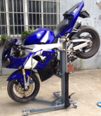 SkyMate A Stand and lift in One - Motorcycle Skylift Sydney Delivery